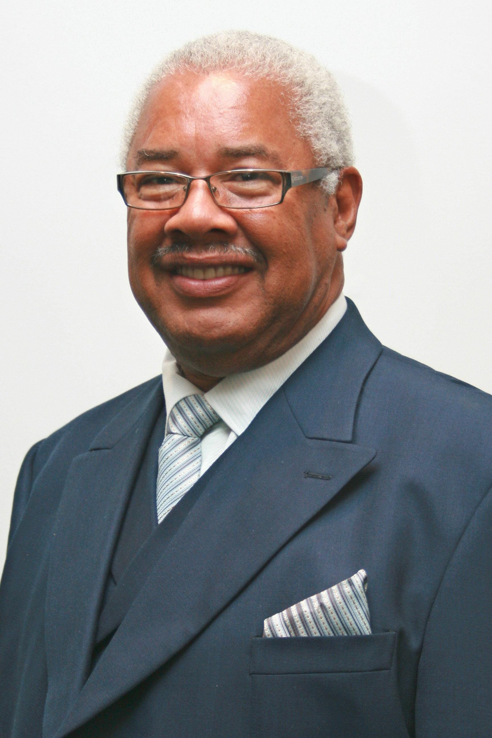 Pastor John D. Menefee, Sr.